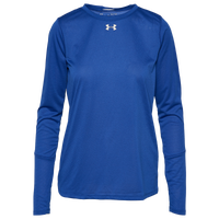 Under Armour Team Team Locker True Twist L/S T-Shirt - Women's - Blue
