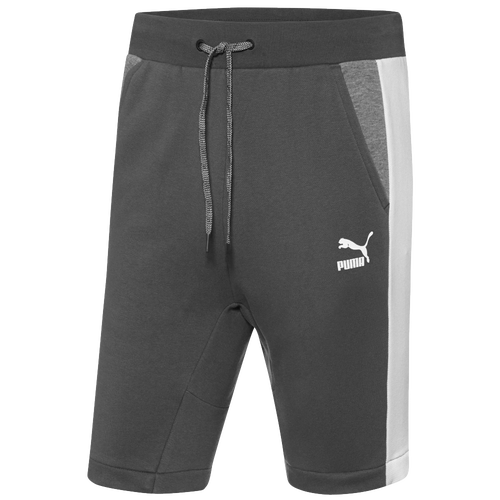 PUMA Evo LF Shorts - Men's Casual - Dark Shadow 56815031