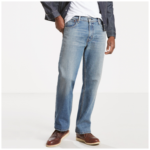 d19f8190 Levi's 569 Loose Straight Jeans - Men's - Casual - Clothing - Blatz