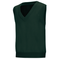 Classroom Uniforms V-Neck Sweater Vest - Adult - Dark Green