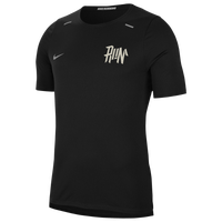 Nike Wild Run Rise 365 T-Shirt - Men's - Black