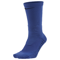 Nike Vapor 3.0 Football Crew Socks - Men's - Blue / Black