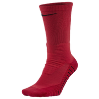 Nike Vapor 3.0 Football Crew Socks - Men's - Red / Black