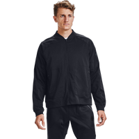 Under Armour Curry Underrated Warmup Jacket - Men's - Black
