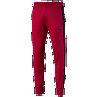 0ddd087109990d PUMA Archive T7 Track Pants - Men's - Red / Black