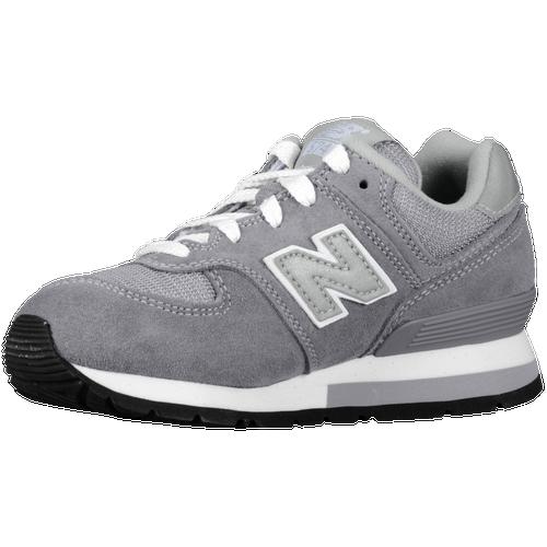 New Balance 574 - Boys\u0027 Preschool - Grey / Silver