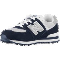New Balance 574 - Boys\u0027 Preschool - Black / Pink