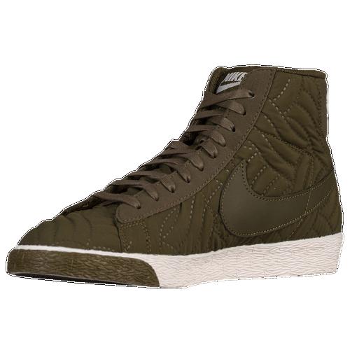 Nike Blazer Mid Premium Women's Dark Loden/Dark Loden/Ivory 57664300