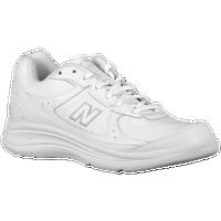 New Balance 577 - Women\u0027s - All White / White