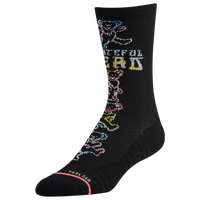 Stance Training Crew Socks - Women's - Black / Multicolor