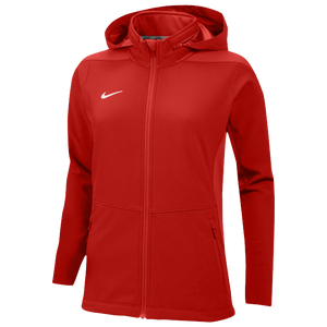 Nike Team Sphere Hybrid Jacket - Women's - Team Scarlet/White