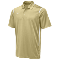 Nike Team Gameday Polo - Men's - Gold / White