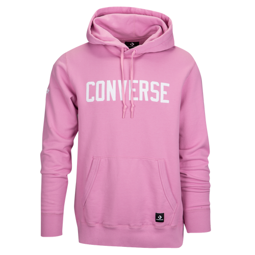 Converse Essential Graphic P/O Hoodie Light Orchid For Men Online
