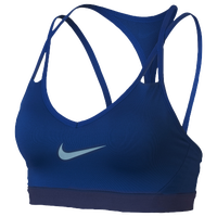 1aa6414372cb9 Nike Pro Indy Cooling Bra - Women s - Blue   Navy