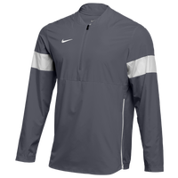 Nike Team Authentic Lightweight Coaches Jacket - Men's - Grey