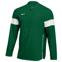 Nike Team Authentic Lightweight Coaches Jacket - Men's - Green