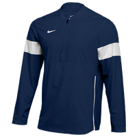 Nike Team Authentic Lightweight Coaches Jacket - Men's - Navy