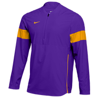 Nike Team Authentic Lightweight Coaches Jacket - Men's - Purple