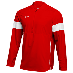 Nike Team Authentic Lightweight Coaches Jacket - Men's - University Red/White/White