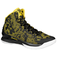 Under Armour Charged Foam Curry 1 - Men's - Stephen Curry - Black / White