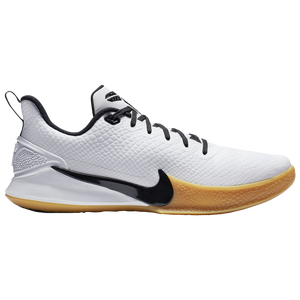 Nike Mamba Focus - Men's - Bryant, Kobe - White/Black/Gum Light Brown
