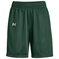 Under Armour Team Triple Double Shorts - Women's - Dark Green