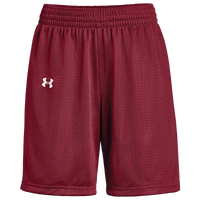 Under Armour Team Triple Double Shorts - Women's - Cardinal