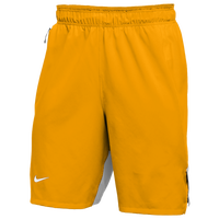 Nike Team Authentic Flex Practice Shorts - Men's - Gold