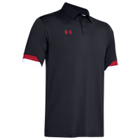 Under Armour Team Elevated Polo - Men's - Black