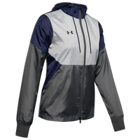 Under Armour Team Legacy Windbreaker - Women's - Grey