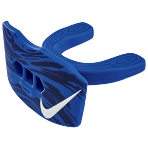 Nike Gameday Lip Protector Mouthguard - Adult - Game Royal/White