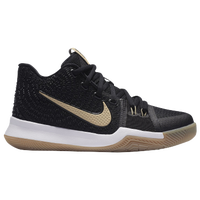 eed4dc07c131ae ... discount code for nike kyrie 3 boys grade school kyrie irving black tan  1d182 1a693