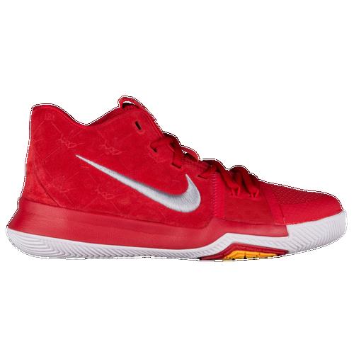 Nike Kyrie 3 - Boys\u0027 Grade School - Kyrie Irving - Red / Red