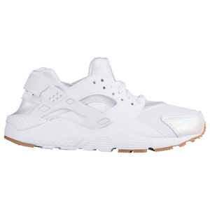 release date 4729b c349b Nike Huarache Run - Girls  Preschool - Running - Casual - Summit White Summit  White Light Bone White   Print