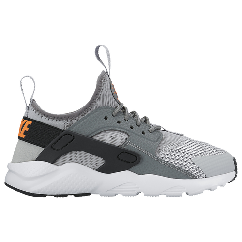 5877dfbd6caf Nike Huarache Run Ultra - Boys  Preschool - Casual - Shoes - Wolf  Grey Tart Cool Grey Black White