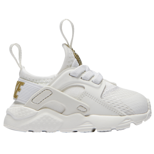 d538f8b42b40 Nike Huarache Run Ultra - Girls  Toddler - Nike - Casual - Summit White Met  Gold Star Summit White