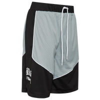 PUMA Hoops Game Shorts - Men's - Grey / Black