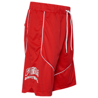PUMA Hoops Game Shorts - Men's - Red