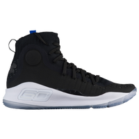 c6f82f156cf6 Under Armour Curry 4 - Boys  Grade School - Stephen Curry - Black   White