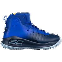 under armour shoes blue. under armour curry 4 - boys\u0027 preschool stephen blue / navy shoes a