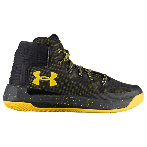 Under Armour Curry 3Zero - Boys\u0027 Grade School - Stephen Curry - Black /  Yellow