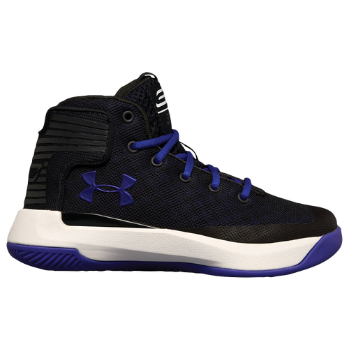 Boys Purple Basketball Shoes
