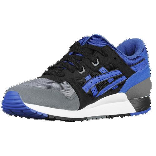 ASICS Tiger GEL-Lyte III - Boys' Grade School - Running - Shoes - Black/ Black