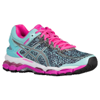 Gel-Kayano 22 Lite-Show- Aqua Splash/Silver/Pink Glow sneakers