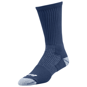 Eastbay EVAPOR Performance Crew Socks - Men's - Navy