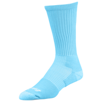 Eastbay EVAPOR Performance Crew Socks - Men's - Light Blue / Light Blue