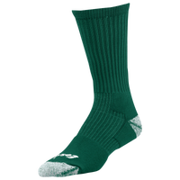 Eastbay EVAPOR Performance Crew Socks - Men's - Dark Green / Dark Green