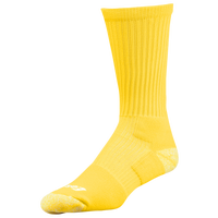 Eastbay EVAPOR Performance Crew Socks - Men's - Yellow / Yellow