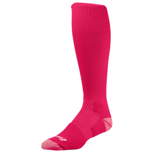 Eastbay EVAPOR Performance OTC Socks - Bright Pink