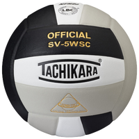 Tachikara SV-5WSC Volleyball - Black / Grey